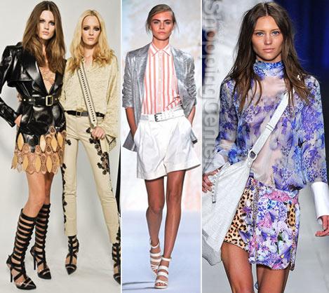 Модная одежда Лето 2021, фото женской модной летней одежды
