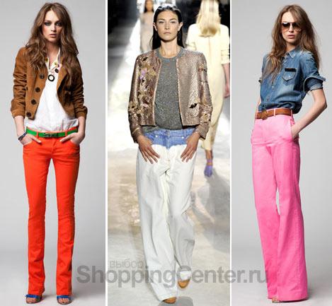 Какие джинсы самые модные? Фото женских модных джинсов ...
