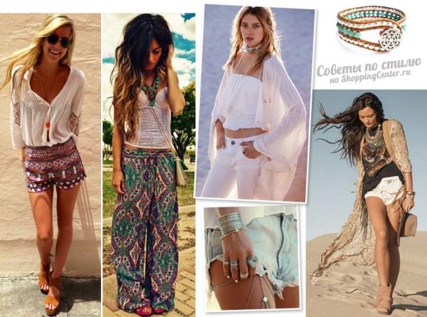 Стиль Бохо и Бохо-Шик в одежде – модные тренды 2020 года
