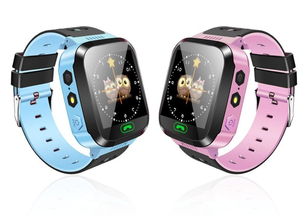 Smart Watch For Kids Smart Children's Watches Remote Monitor Camera SIM Calls SOS Alarm Clock Baby Watch Smart Watches For Child