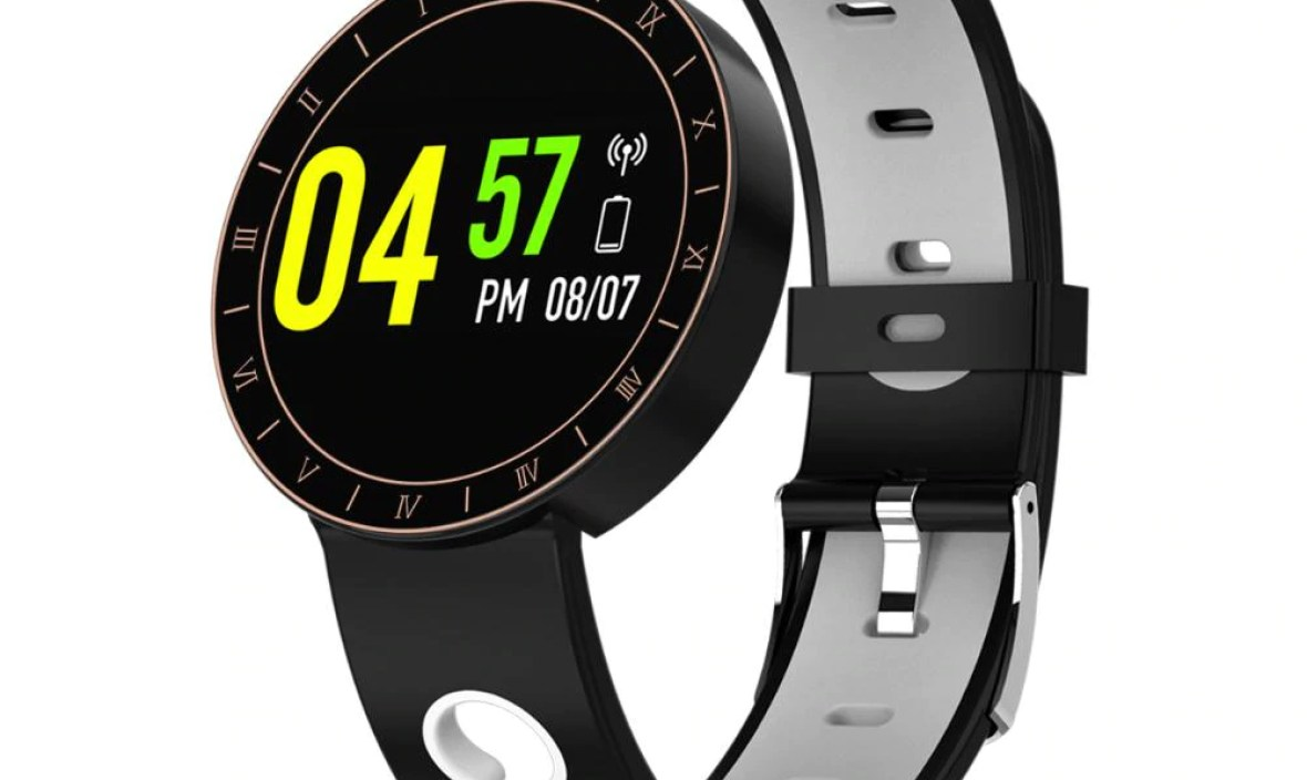 Smart Watch A8 Waterproof Heart Rate Monitor Fitness Tracker Heart Rate  Sports Smart Watch for iOS Android