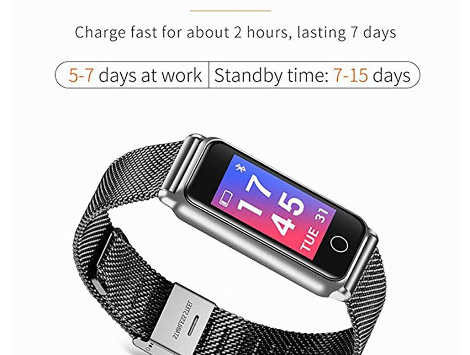 Watch Smart Bluetooth Anti-lost Notifications Smart Watch Men for Android iOS Waterproof Camera Remote Control Pedometer Watches