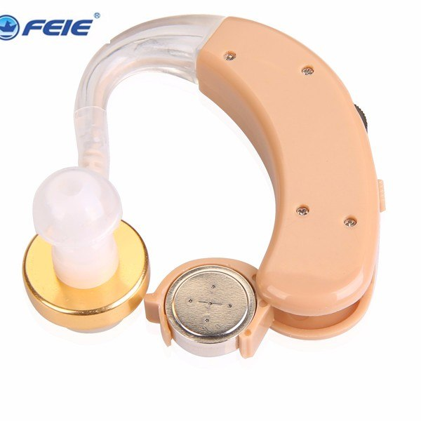 Hot Selling Hearing Aid Behind the Ear Deafness Ear Apparatus Sound Amplifiers Medical Instruments S-520 hear TV Dropshipping