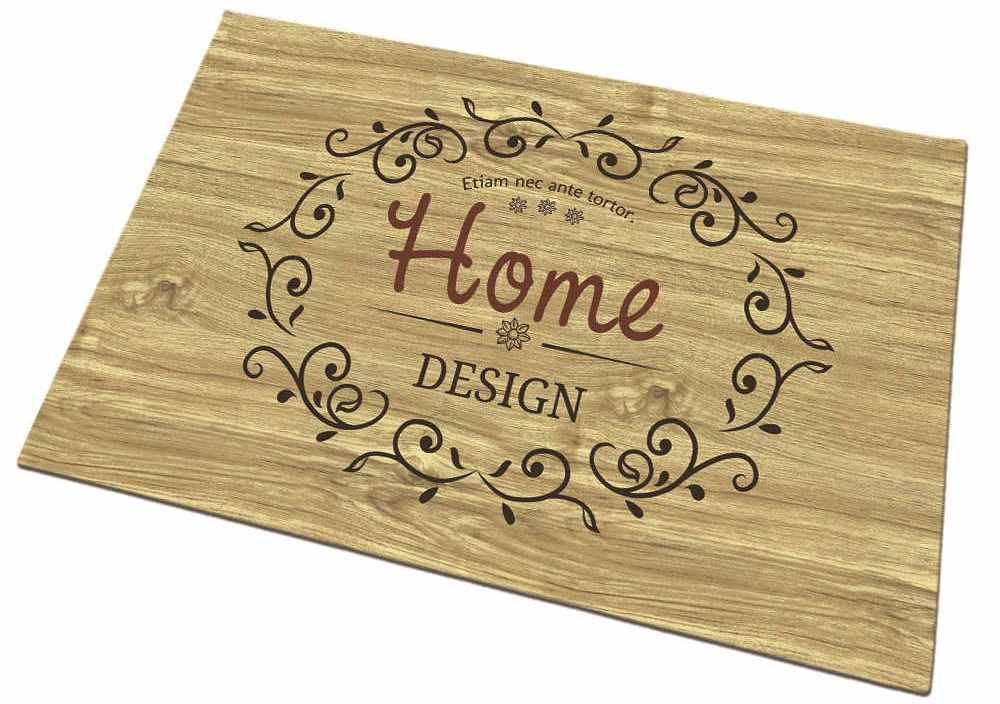 Home design  kids doormat  Front Door Mat Carpet Entrance Indoor eco-friendly natural Non-slip Floor Mat Bath living room Rug
