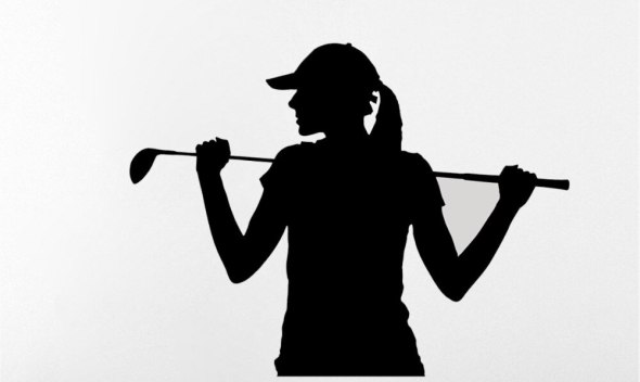 JOYRESIDE Golf Sticker Sport Decals Vinyl Gym Girl Teen Room Living room Interior Playroom Bedroom Home Design Art Mural A1350