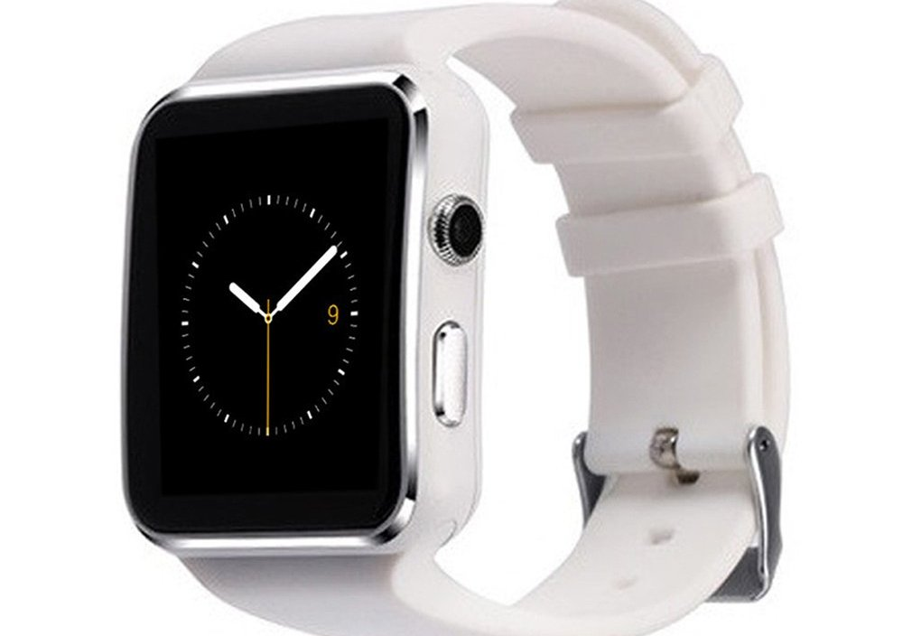 Smart Watch 1.54inch Touch Screen X6 Sports Pass Smart Watch And Camera Support Sim Card Curved Screen Smart Card Sports Watch