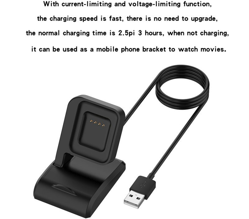 Smart Watch Charger Watch Smart Watch Charging Stand for Xiaomi Smart Watch Smart Accessories