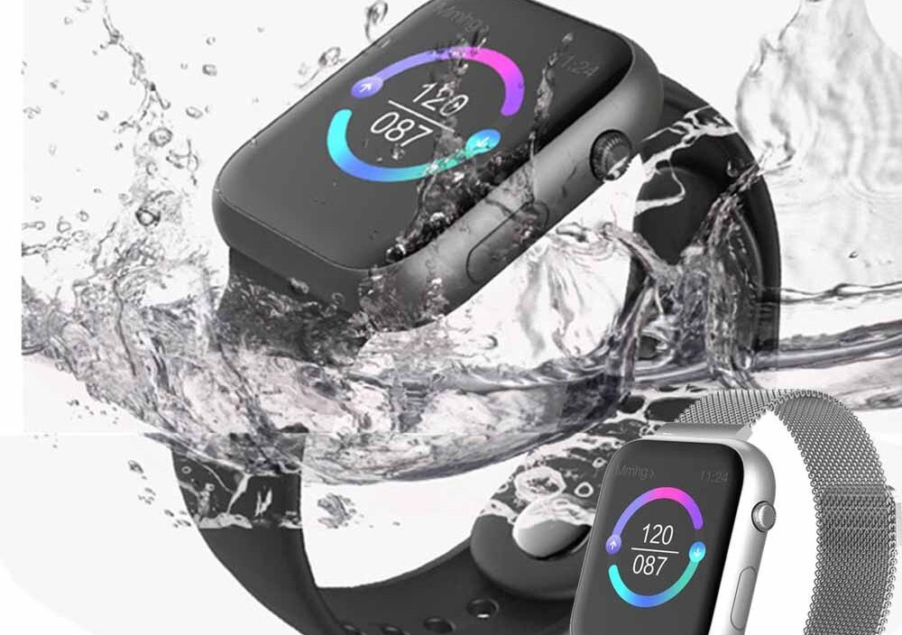 Smart Watch Men Waterproof Bluetooth Smart Watch Heart Rate Fitness Tracker Sports Men Smart Watch Wristband SX16 Smart Bracelet