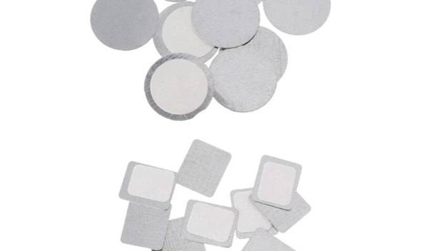 Ramadan Festival GiftsNew 10pcs Empty Magnetic Eyebrow Powder Pot Tin Palette Pans DIY Eyeshadow