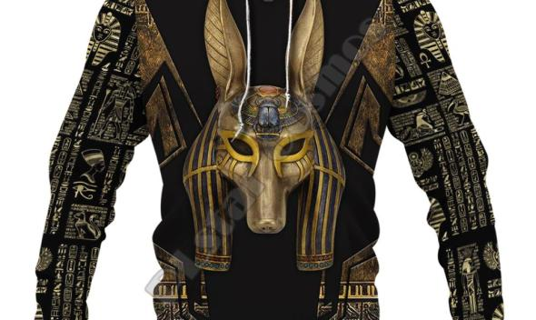 PLstar Cosmos Horus God Eye of Egypt Pharaoh Anubis Ancient Egypt Funny 3DPrint Zipper/Hoodies/Sweatshirt/Jacket/Men/Women B-8
