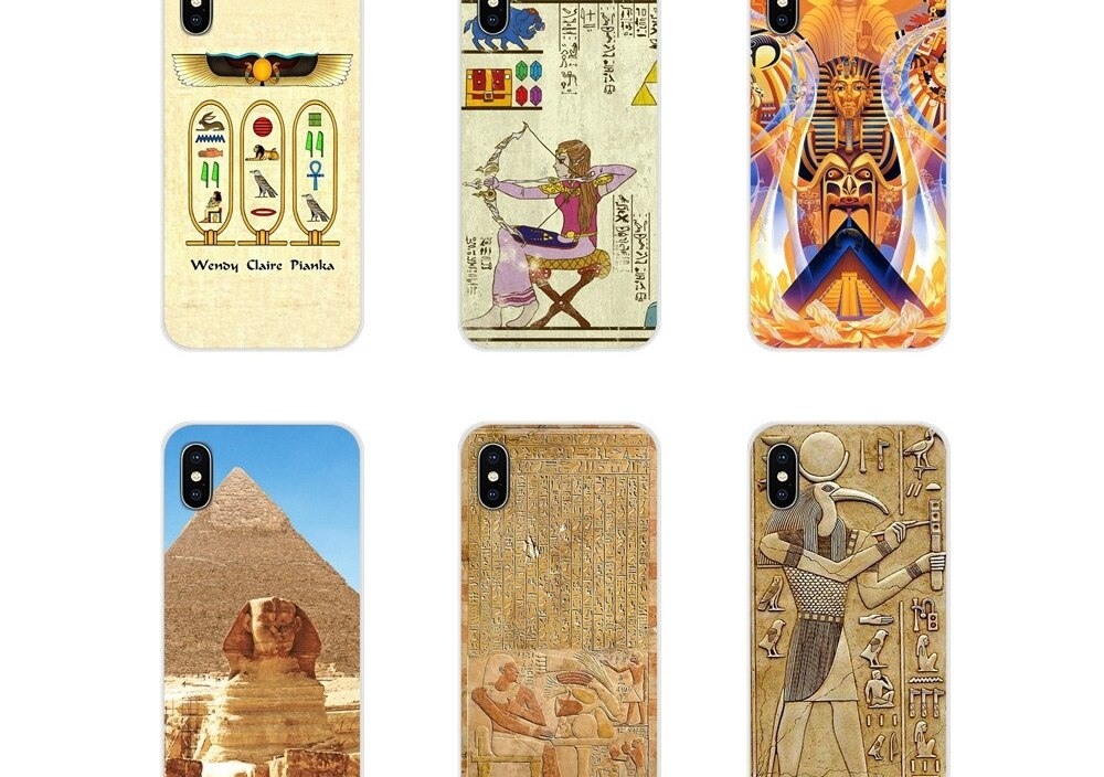 For LG G3 G4 Mini G5 G6 G7 Q6 Q7 Q8 Q9 V10 V20 V30 X Power 2 3 K10 K4 K8 2017 Ancient Egypt egypt hieroglyph Silicone Case Cover