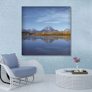 Landscape Scenery Canvas Painting Modern Home Decoration Wall Picture For Home Design Living Room Decor Posters And Posters