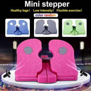 Weight Loss Gym Foot Stepper Home In Situ Climbing Stovepipe Machine Mute Practical Mini Excercise Fitness Equipment Portable