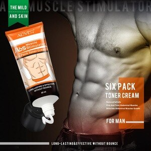 Weight Loss Cream Men Powerful Abdominal Belly Muscle Cream Stronger Muscle Tightening Anti Cellulite Burn Fat Product