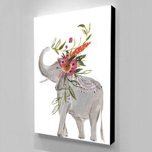 Wall Pictur Posters Elephant Canvas Prints Abstract Art Poster Decorative Animal Print Pictures For Home Design Painting