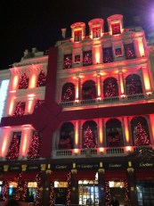 Cartier, Bond Street, London
