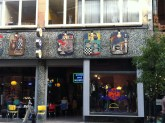 Independent shops in Manchester's Northern Quarter