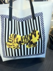 Marni shopper, tiger print, £180