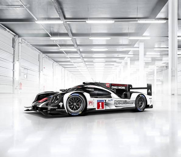 Chopard et Porsche Motorsport sont unis par la même volonté et exigence de dépasser les limites de la performance et de l'excellentce