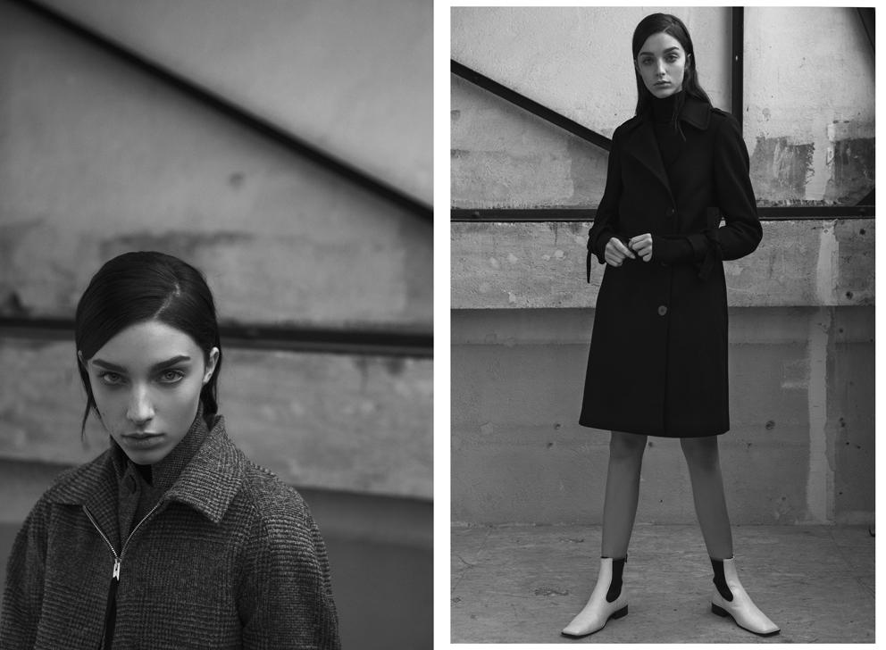 Karine Lecchi est une jeune marque Parisienne de prêt-à-porter fondée en 2014. Emprunt du life style contemporain, la marque propose un vestiaire masculins/féminins