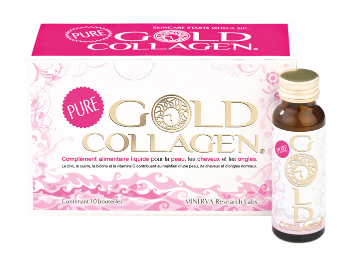 J'ai testé PURE GOLD COLLAGEN
