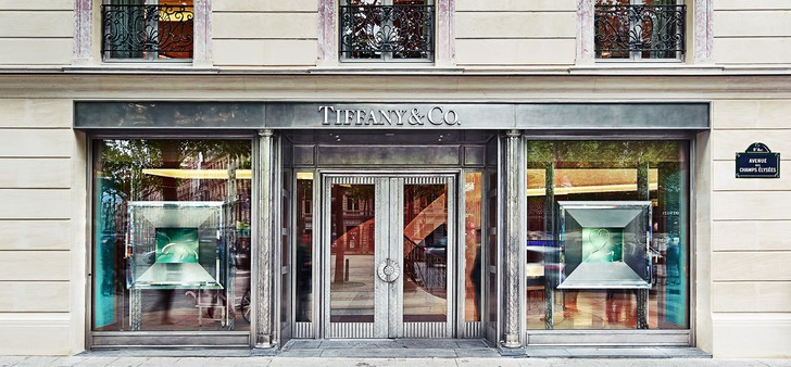 Flagship Tiffany & Co Paris