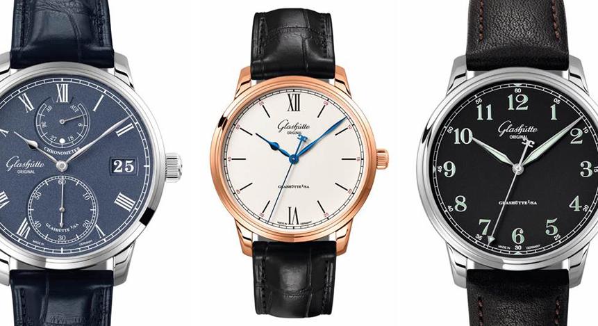 La collection Senator Excellence. Cet hiver, chez Glashütte Original, la montre Senator Excellence éblouiera par la couleur si particulière de son cadran  Ce chronomètre mixte, se porte aussi bien de jour comme de nuit.