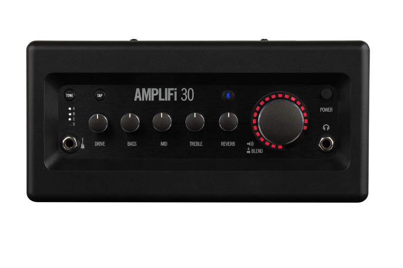 Sa configuration stéréo unique à 4 haut-parleurs délivre les fameux modèles d'amplis, d'effets et d'enceintes Line 6 avec un réalisme étourdissant.