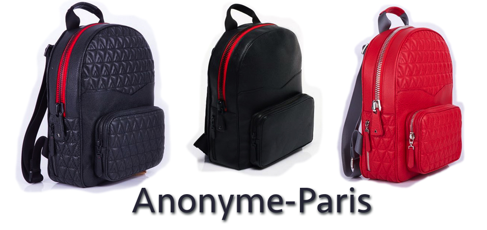 Anonyme Paris c'est le luxe sans ostentation. Mais c'est surtout un symbole de l'excellence et du savoir-faire français.