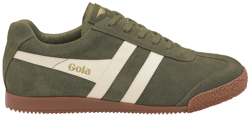 GOLA. Sneakers Harrier kaki.