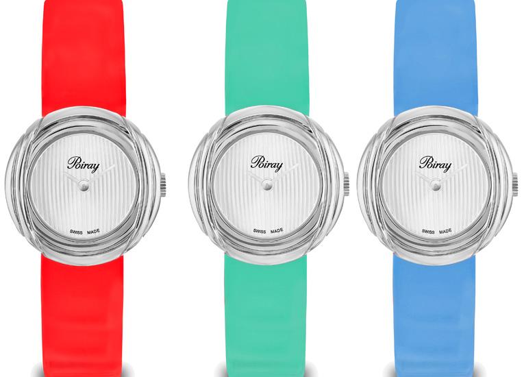 Un jour vert, une jupe rouge, un jean bleu… adaptez Ma Mini Préférée en un tour de main… Comment ? Simplement en changeant de bracelet.
