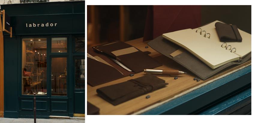Maroquinerie et accessoires : Labrador ouvre sa première boutique à Paris