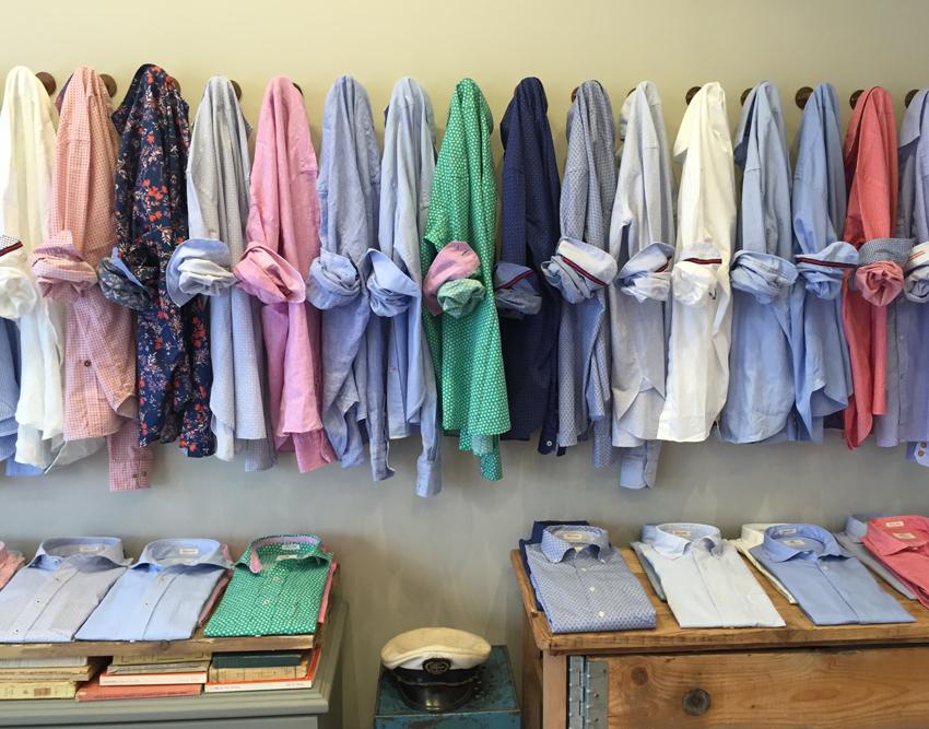 L'Atelier Café Coton, une nouvelle histoire de chemises