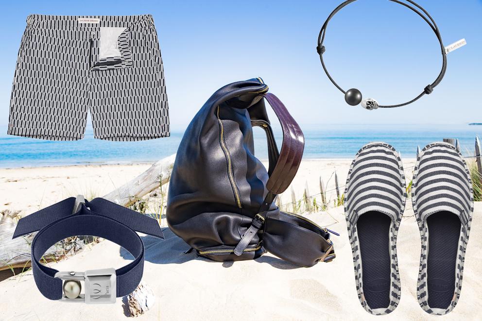 Style #11 pour les hommes – À la ville comme à la plage