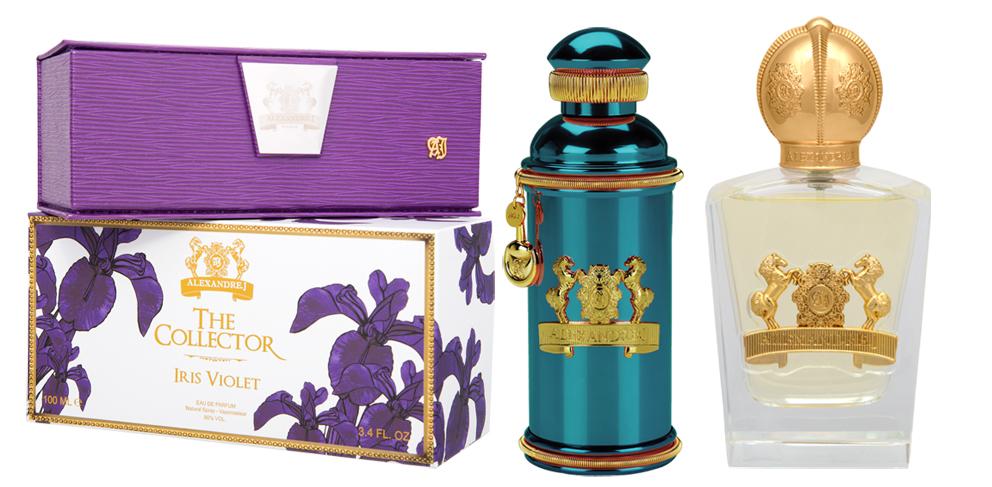 Parfums Alexandre J : l'architecte des sens