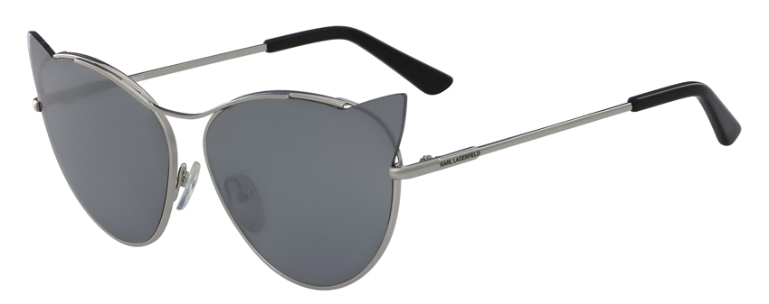 Collection été 2017, Karl Lagerfeld Eyewear en exclu chez Optic 2000.