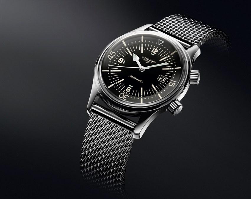 Montre de plongée : pourquoi choisir The Longines Legend Diver Watch ?