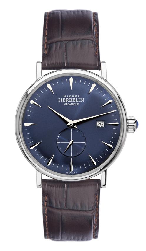 Inspiration 1947, le nouveau garde-temps signé Michel Herbelin.