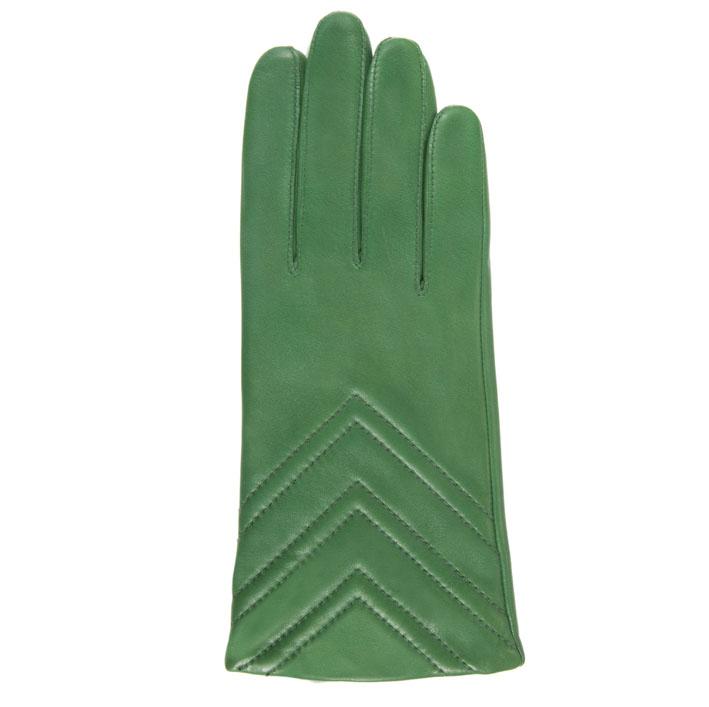 Isotoner, gants en cuir.