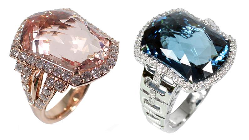 Gigi Clozeau, c'est le bijou talisman, dans une palette de couleurs addictive.