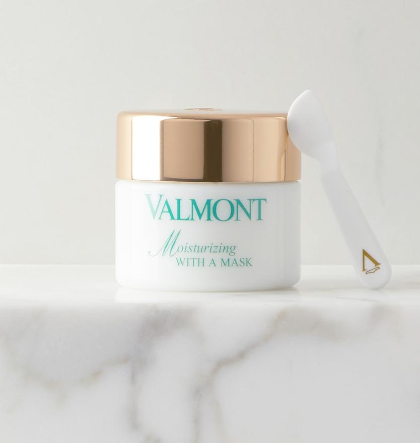 • Masque Désaltérant Instantané (50 ml). 15 min sur votre visage suffisent à redonner pulpe, souplesse et vitalité à votre peau. 148 €