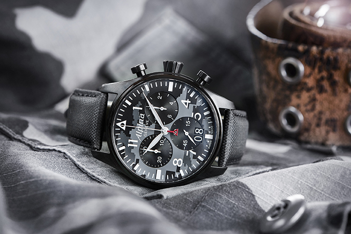 Startimer Pilot Chronographe Grande Date