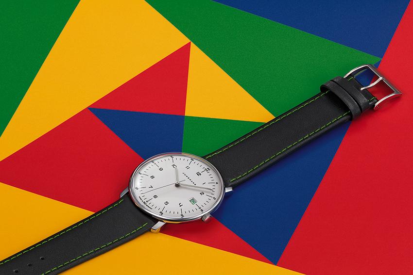 Nouveauté 2018 • L'horloger Junghans inscrit l'Art dans le temps