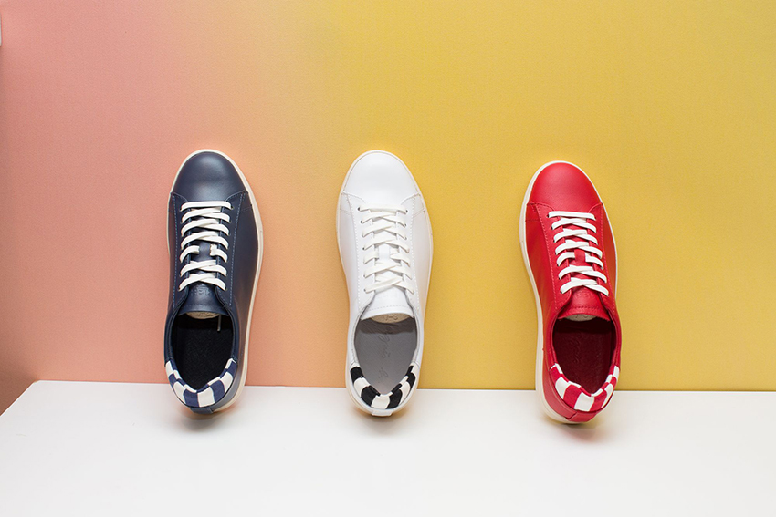 Style #19 – Pour un printemps en mode bleu, blanc, rouge