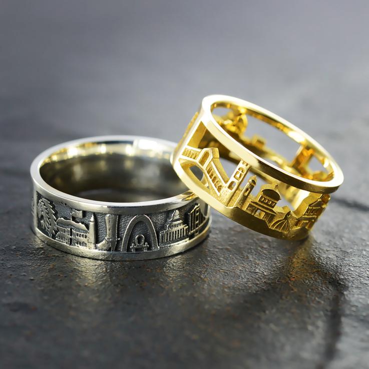 Design Your Ring, ce n'est pas simplement un outil de personnalisation de bijoux comme on a coutume d'en voir sur Internet, c'est un outil de création sur mesure.
