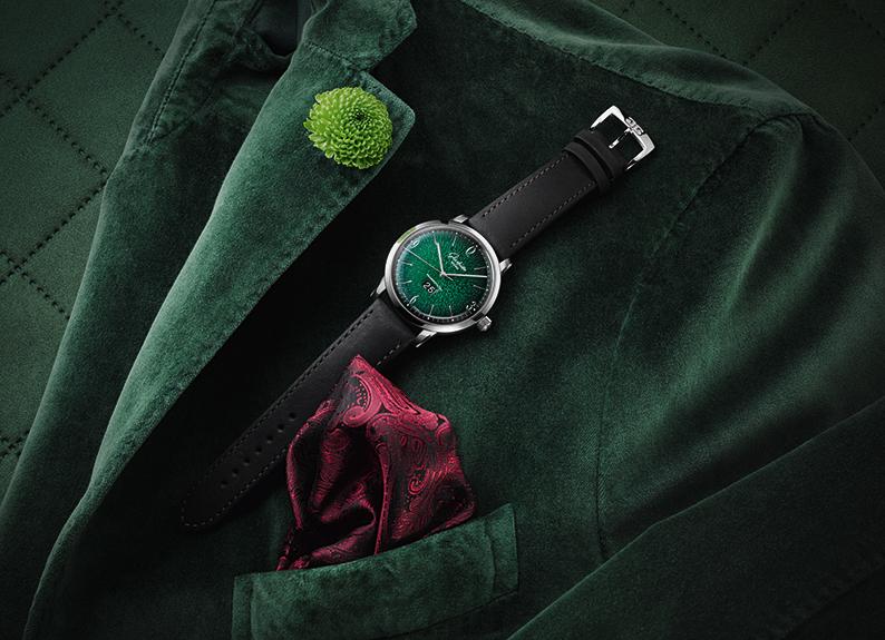 Horlogerie – Sixties et Sixties Date Panorama Glashütte Original, le  nouveau sacre du printemps b091ae735887