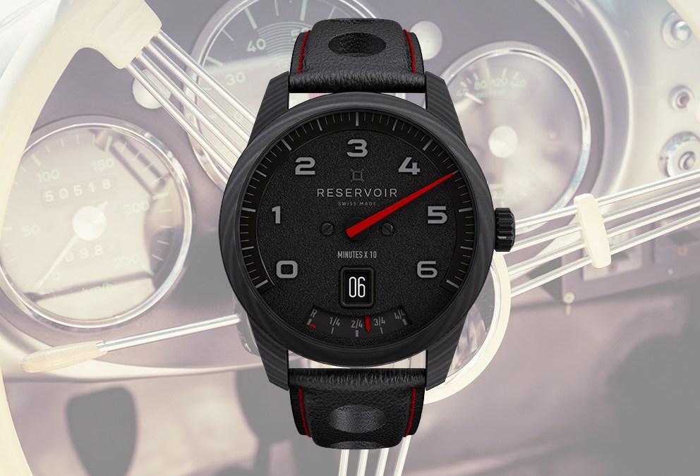 Horlogerie – 3 raisons de choisir une montre Réservoir en 2018