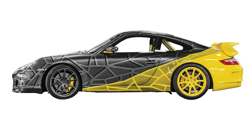 À vendre – Porsche 911 très  spéciale