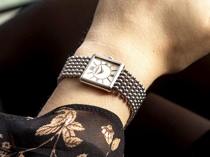 Petite perle horlogère signée Michel Herbelin