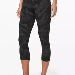 Align Crop 21 Yoga Pants by Lululemon @ShoppingExclusives.com